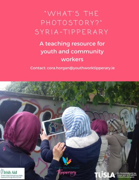 """What's the Photostory?"" Syria – Tipperary"