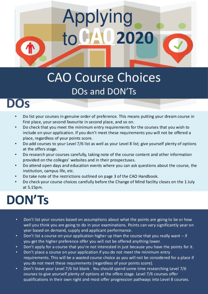 Everything you need to know about CAO offers