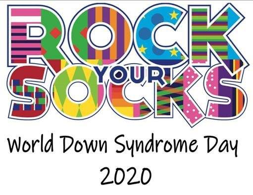 World Down Syndrome Day 21st March 2020
