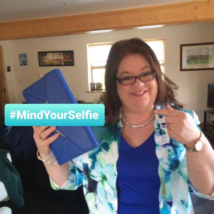 #MindYourSelfie