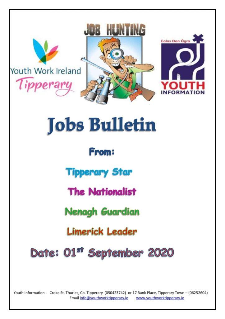 Jobs Bulletin