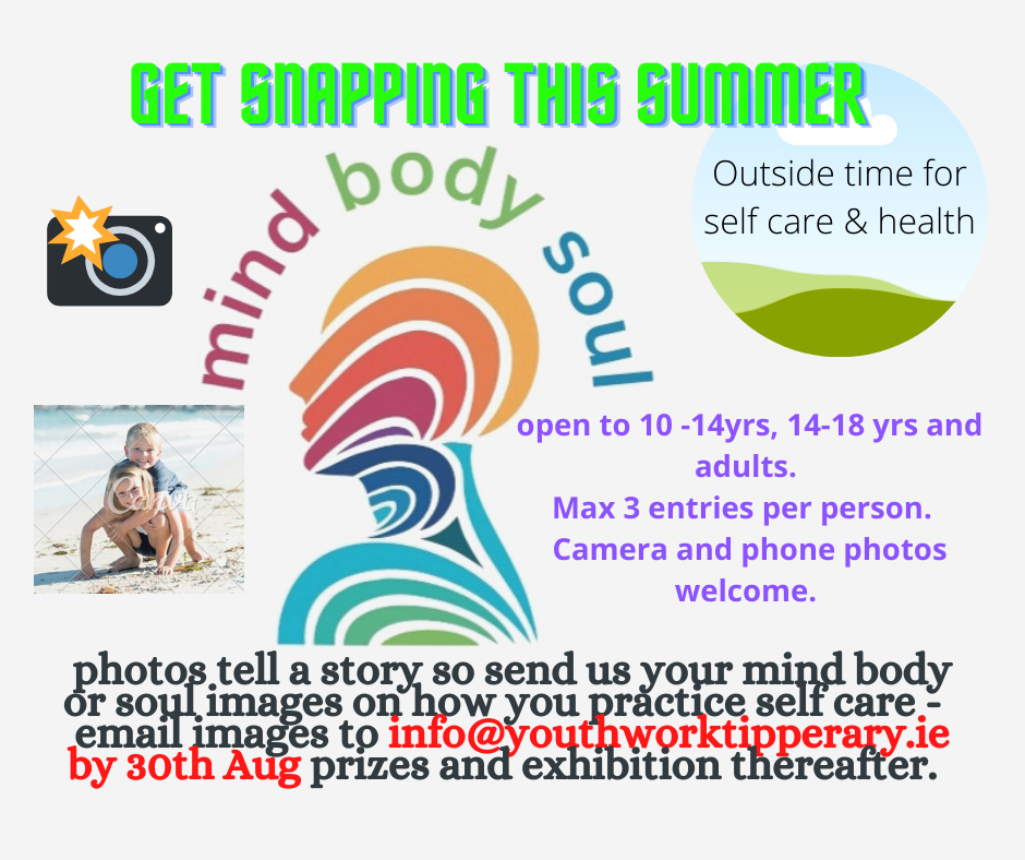 Mind Body Soul competition for youth and community in Tipp
